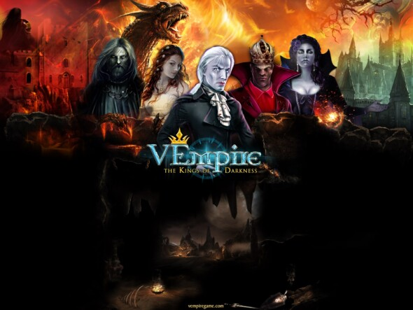 VEmpire – The Kings of Darkness released on Steam