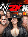 WWE 2K18 – New DLC available now