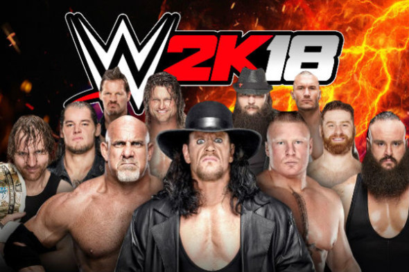 Real-time commentary prank for WWE 2K18 testers