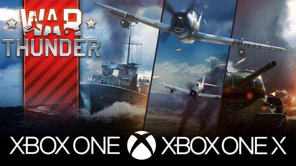 War Thunder getting ready for Xbox One X
