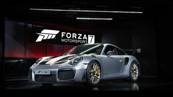 Introducing Forza 7's various editions