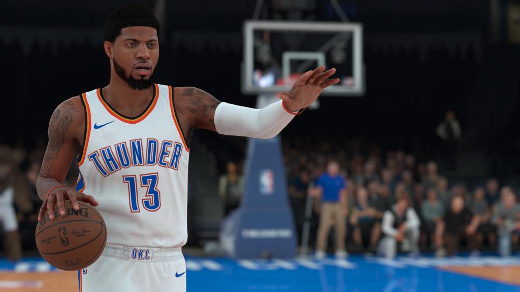 NBA 2k18 - 4