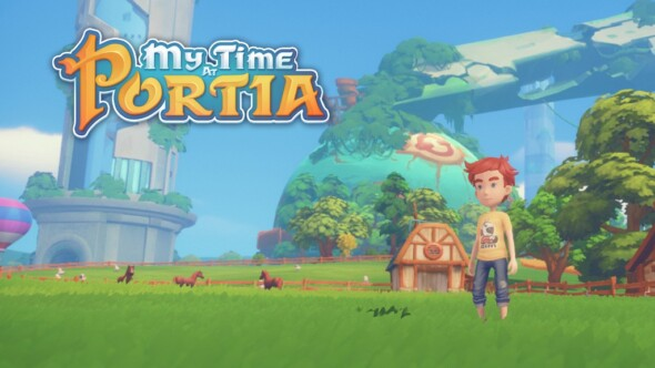 New updates for My Time At Portia