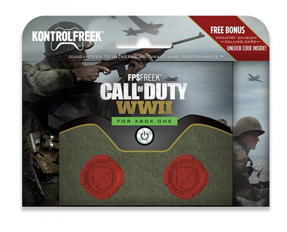 KontrolFreek Call of Duty WWII package
