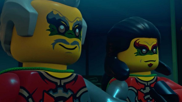 LEGO ninjago season 7 2
