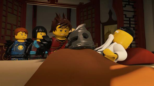 LEGO ninjago season 7 3