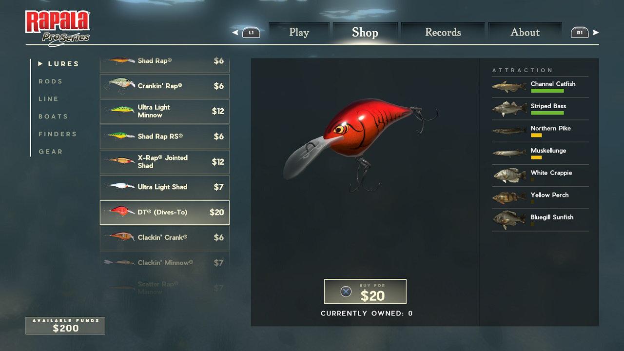 Rapala Fishing Pro Series 2