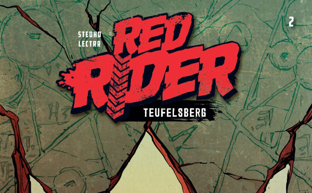 Red Rider #2 Teufelsberg Featured
