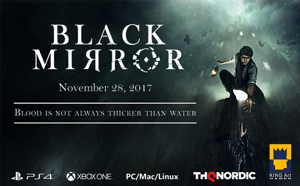 Black Mirror – Will be released soon!