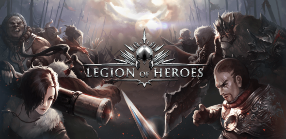 Mobile MMO Legion of Heroes gets massive update