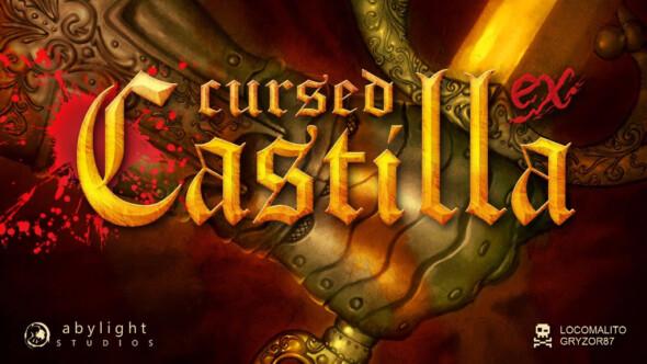 Cursed Castilla now available on PS VITA