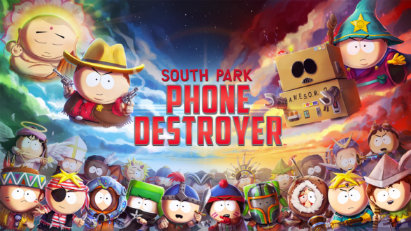 South Park goes mobile