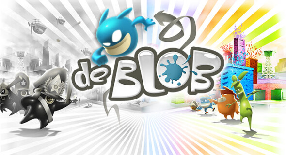 de Blob – Out Now for PS4 and Xbox One