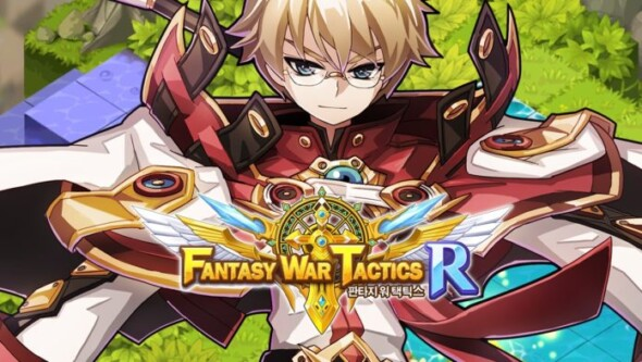 All aboard for more content in Fantasy War Tactics-R