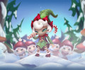 Mushroom Wars 2 brings a new holiday themed hero for a limited time
