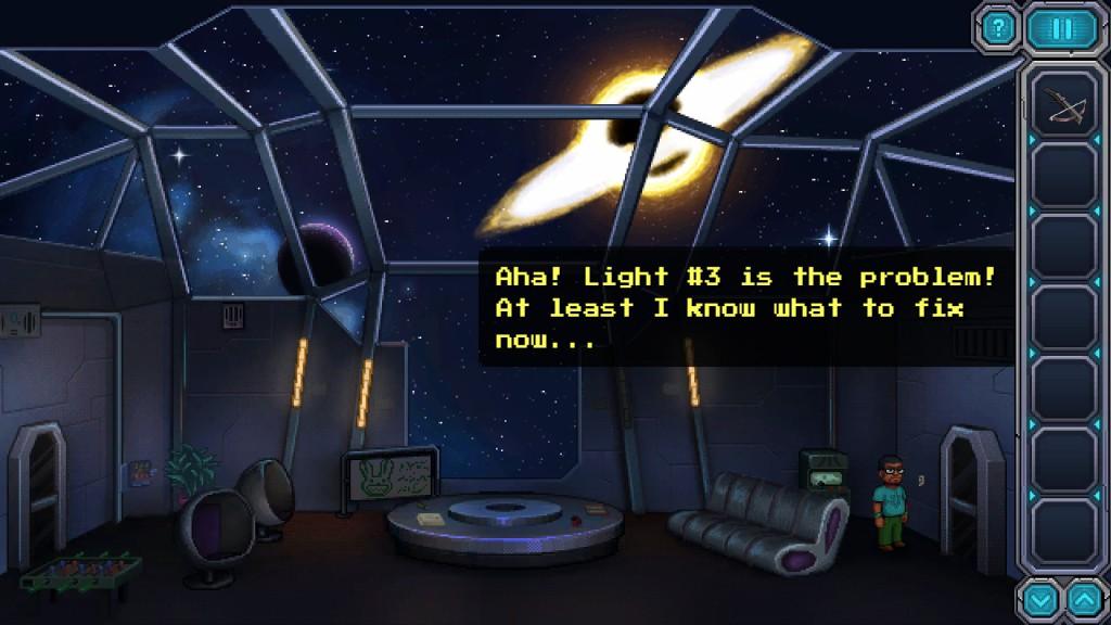 Odysseus Kosmos screen 2