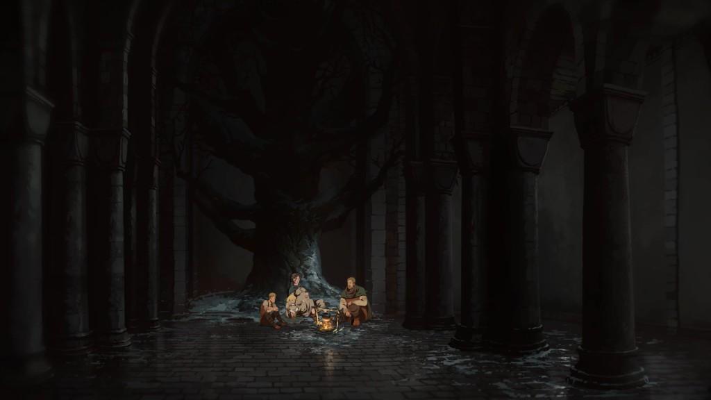 Pillars of the Earth - screen 1