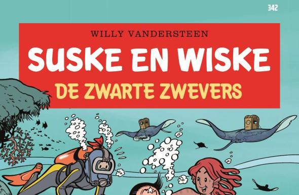 Suske & Wiske 342 Banner