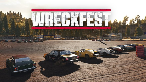 Wreckfest Early Access update!