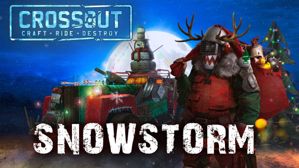Crossout: 0.8.4 Snowstorm Update
