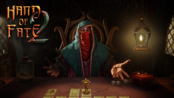 Hand of Fate 2 brings a new mode to the table