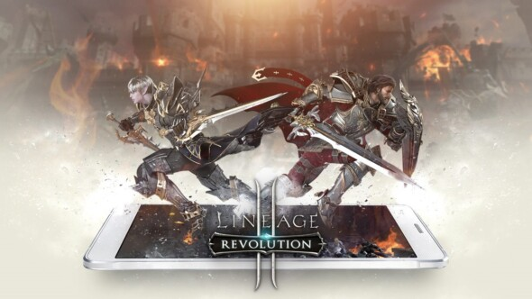 Lineage 2: Revolution receives its first major update