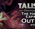 Talisman: Digital Edition The Harbinger Expansion is out now!