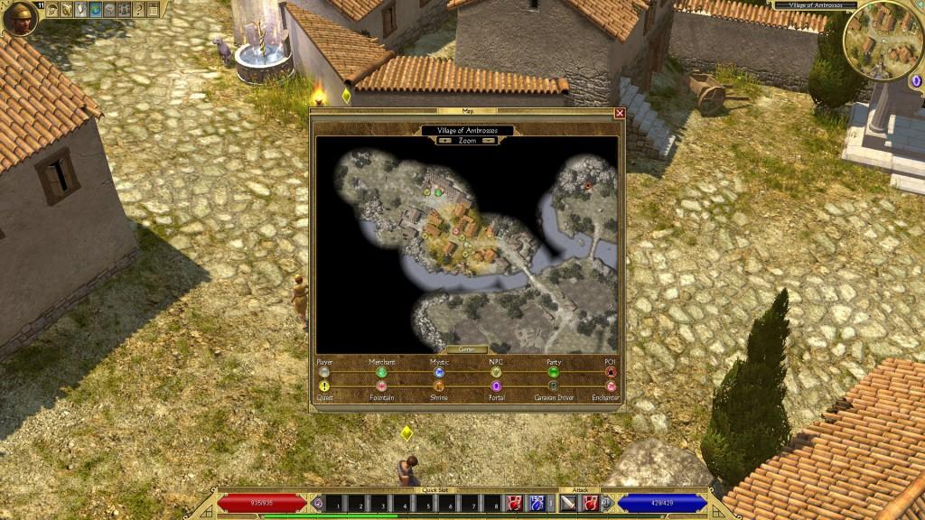 Ragnarok World Map