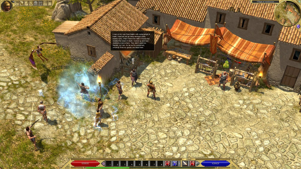 Ragnarok Quest Giver