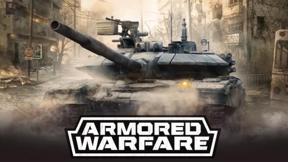 Armored Warfare: Black Sea Incursion Part 2 live