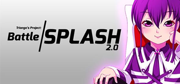 Battle Splash Logo