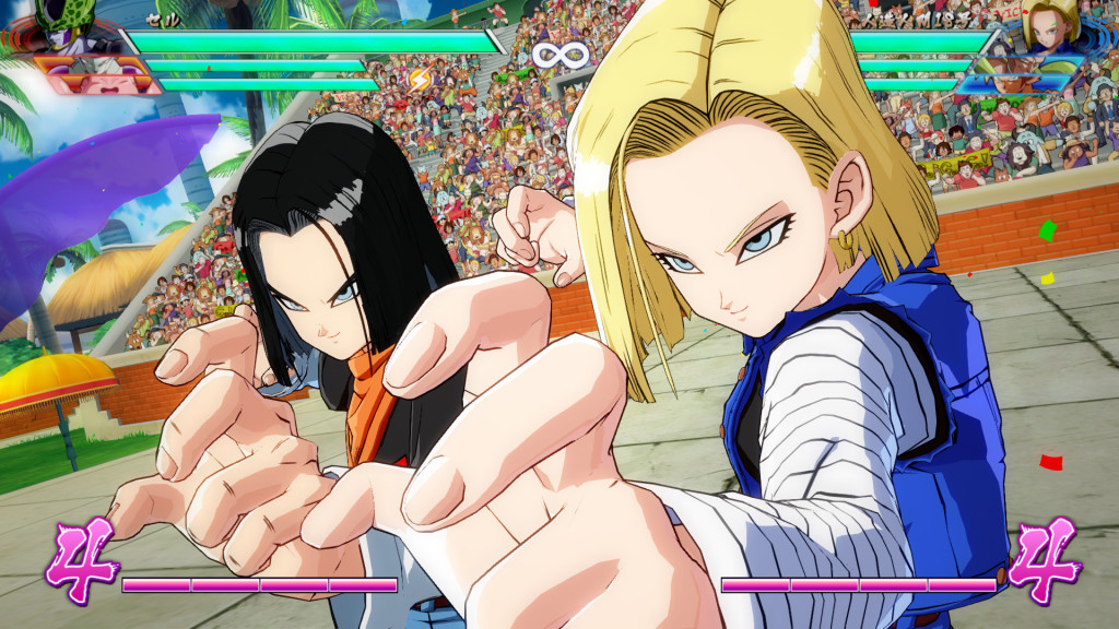 Dragon Ball FighterZ 3
