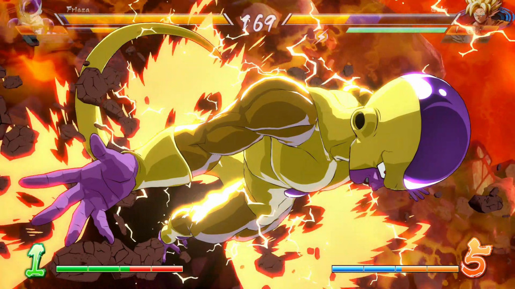 Dragon Ball FighterZ 4