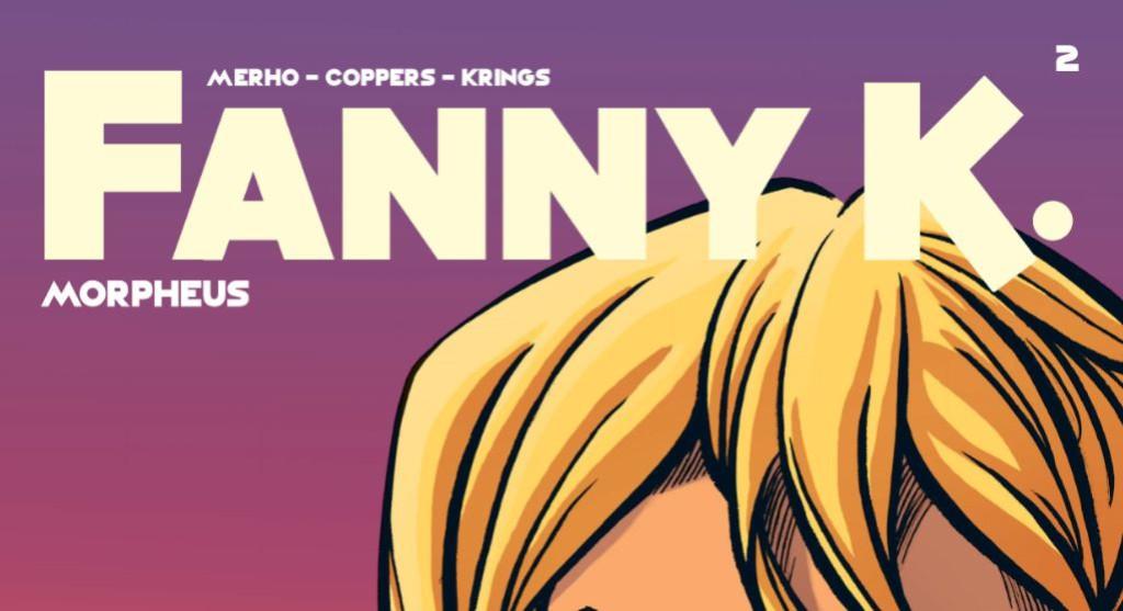 Fanny K 2 Morpheus Banner