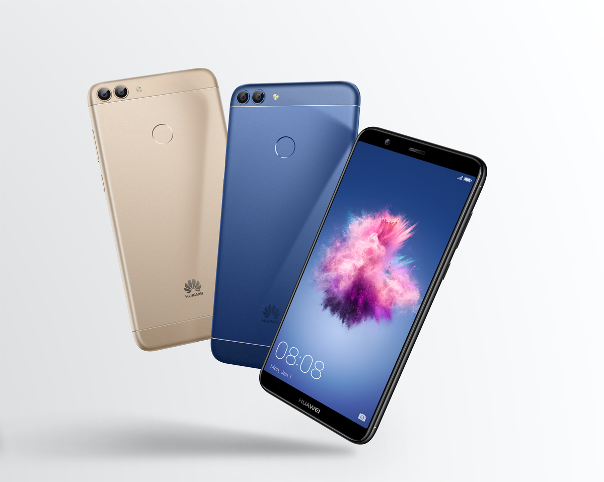Huawei Mobile Wallpaper: Huawei Launches The Huawei P Smart