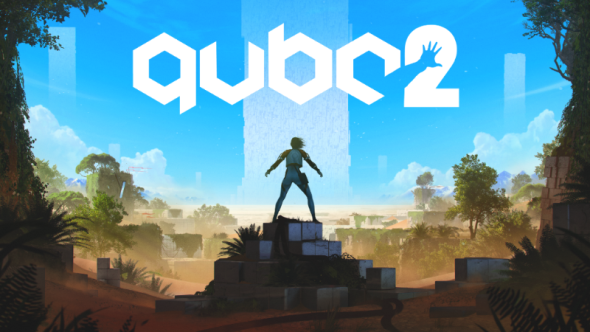 Boxed up and ready to launch – Q.U.B.E 2 releasing March 13th