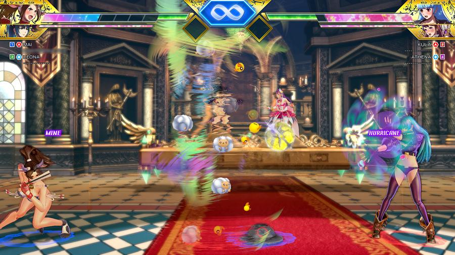 SNK Heroines screenshot (8)