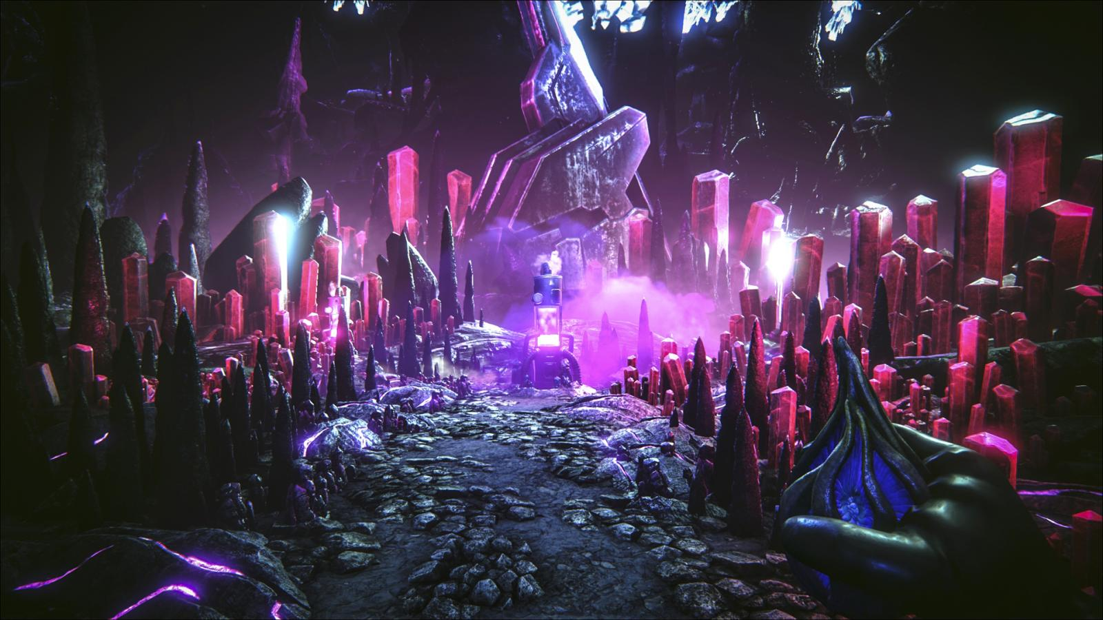 3rd-strike com | ARK Aberration DLC – Review