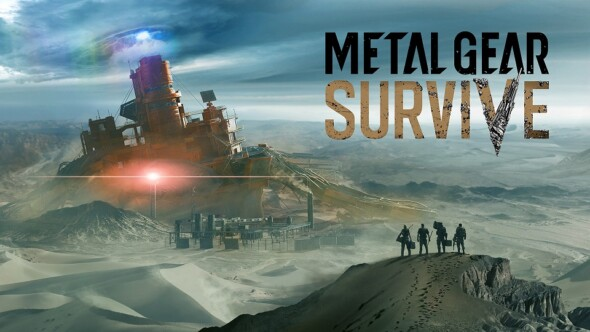 Konami releases Beta for Metal Gear Survive