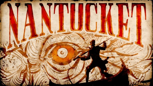Chase after Moby Dick in the new seafaring strategy game Nantucket!