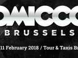 Comic Con Brussels 2018