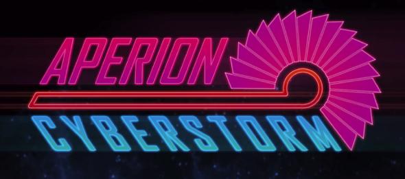 Aperion Cyberstorm logo
