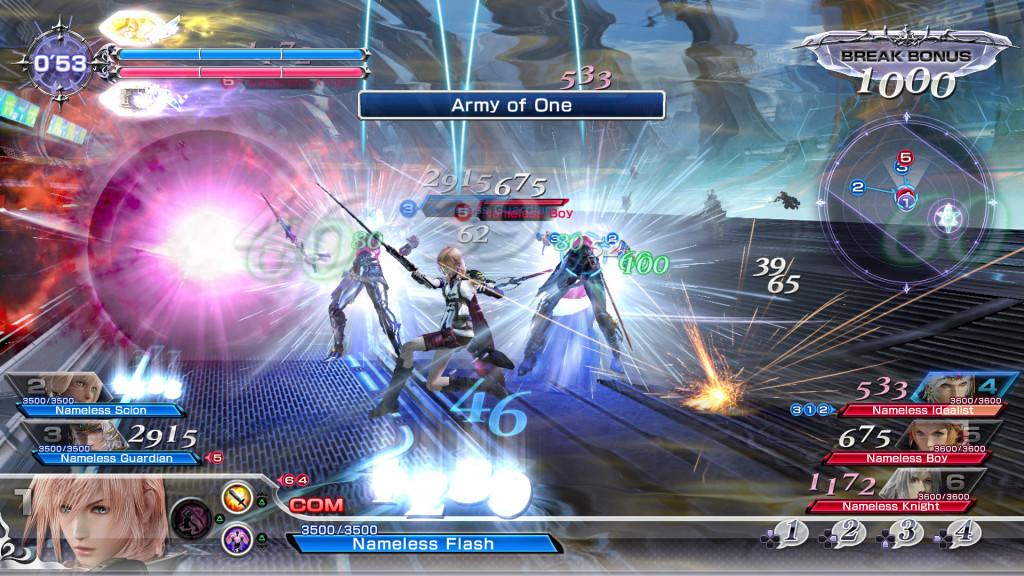 Dissidia Final Fantasy NT 1