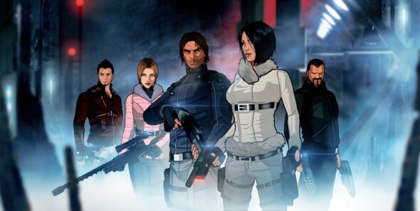 Release date announced for Fear Effect Sedna