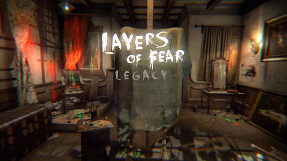 Layers of Fear: Legacy – A frightening Masterpiece coming to The Switch!