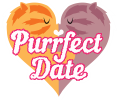 No lack of pussy this Valentine's Day – play Purrfect Date, the cat dating simulator.