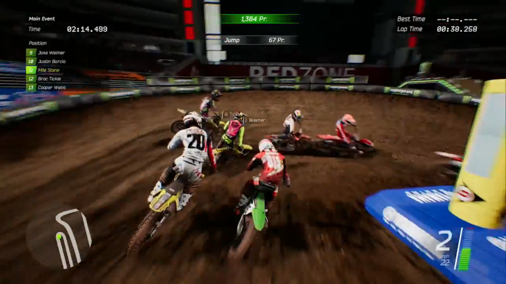 Monster Energy Supercross - screen 4