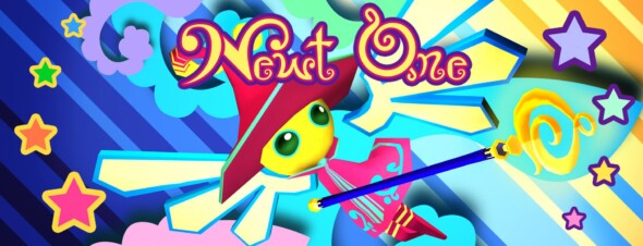 Happy colorful platformer to be released soon! Newt One.