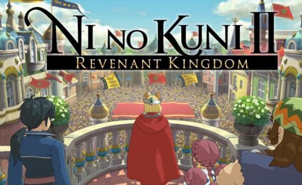 Ni no Kuni II: Revenant Kingdom – Take a sneak peek at Evan: the boy king!