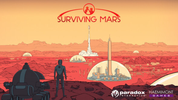 Get ready to survive on Mars in six weeks